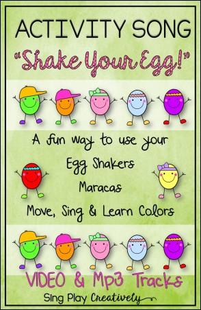 SHAKE YOUR EGG